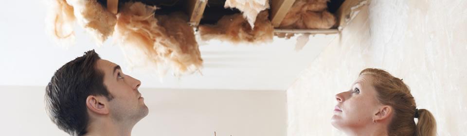 lekkage plafond Amersfoort